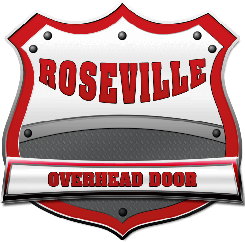 Image of logo, Roseville Overhead Door, expert garage door repair services. Family owned in Roseville CA. Garage doors, garage spring repair, damage repair.