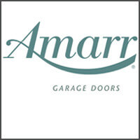 Image of Amarr Garage Doors logo, Roseville Overhead Door sells and installs Amarr Garage Doors