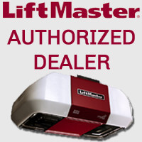 Image of Roseville Overhead Door, authorized LiftMaster dealer, Garage Doors Services, Roseville CA, LiftMaster openers
