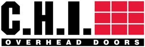 Image of C.H.I. Overhead Doors logo, Roseville Overhead Door sells and installs C.H.I. Overhead Doors garage door products